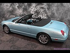2002 Ford Thunderbird for sale 100872240