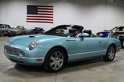 2002 Ford Thunderbird for sale 100888914