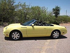 2002 Ford Thunderbird for sale 100905778