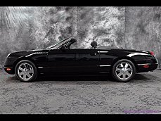 2002 Ford Thunderbird for sale 100907458
