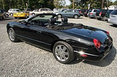 2002 Ford Thunderbird for sale 100909052