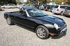 2002 Ford Thunderbird for sale 100909052
