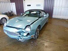 2002 Ford Thunderbird for sale 100954769
