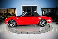 2002 Ford Thunderbird for sale 100965803