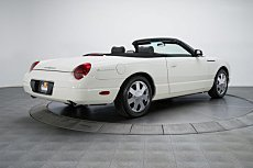 2002 Ford Thunderbird for sale 100969600
