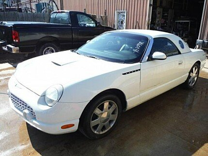 2002 Ford Thunderbird for sale 100972977