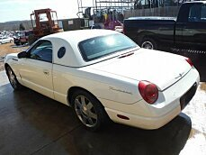 2002 Ford Thunderbird for sale 100982787