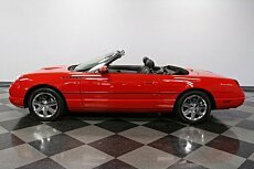 2002 Ford Thunderbird for sale 100984020