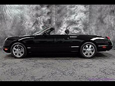 2002 Ford Thunderbird for sale 100989296