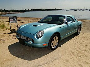 2002 Ford Thunderbird for sale 101003693