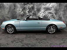 2002 Ford Thunderbird for sale 101003975