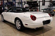 2002 Ford Thunderbird for sale 101031789
