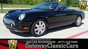 2002 Ford Thunderbird for sale 101043218