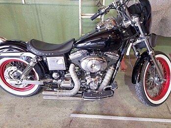 2002 Harley-Davidson Dyna for sale 200467138