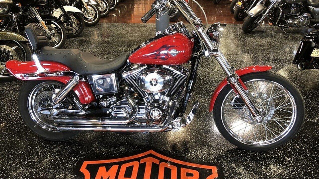 2002 Harley-Davidson Dyna for sale 200579112