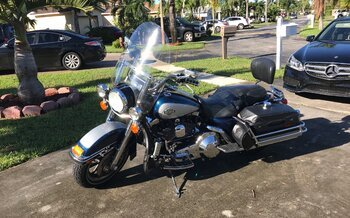 2002 Harley-Davidson Police for sale 200505579
