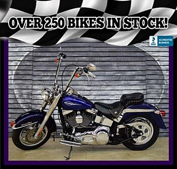 2002 Harley-Davidson Softail for sale 200449530