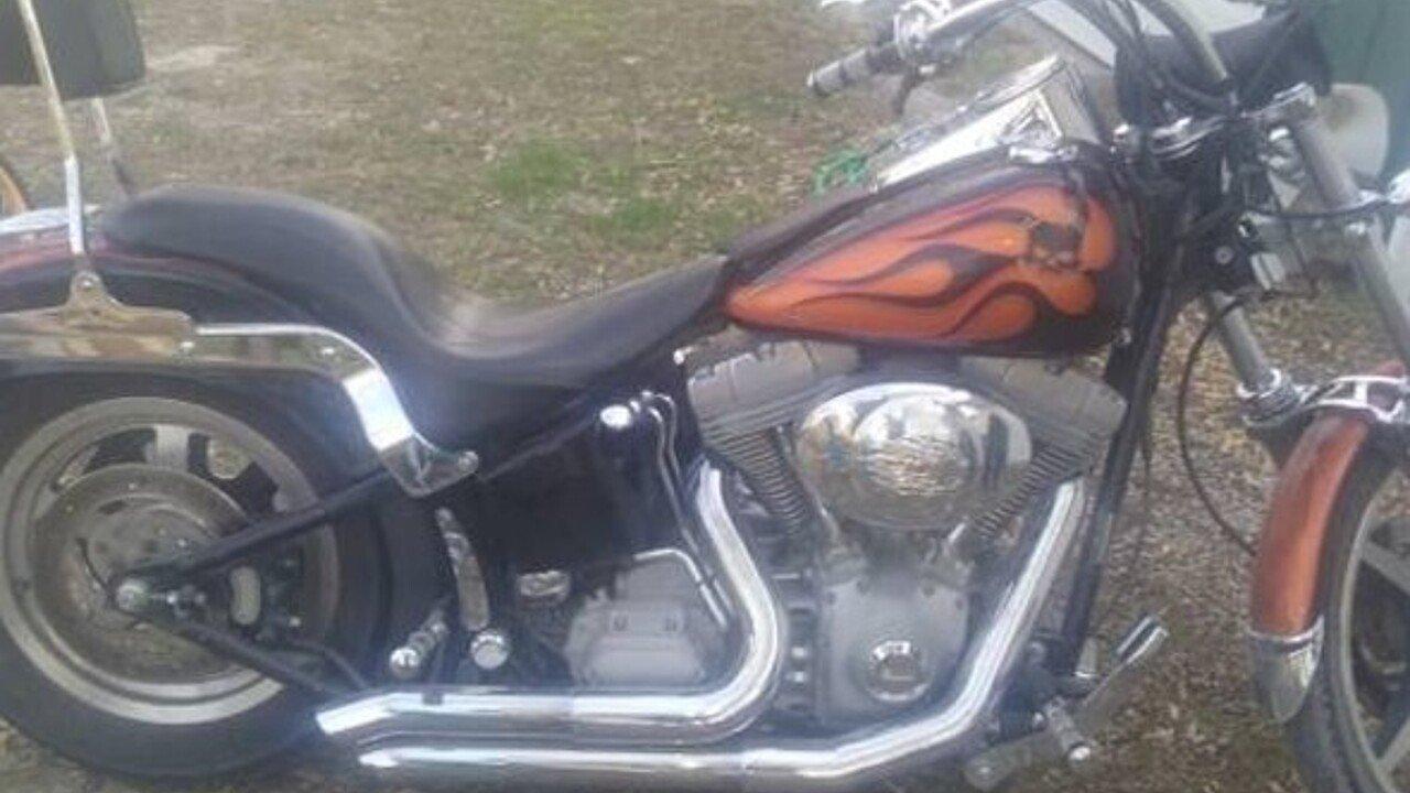 2002 Harley-Davidson Softail for sale 200451220