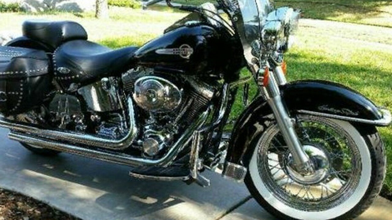 2002 Harley-Davidson Softail for sale 200454126