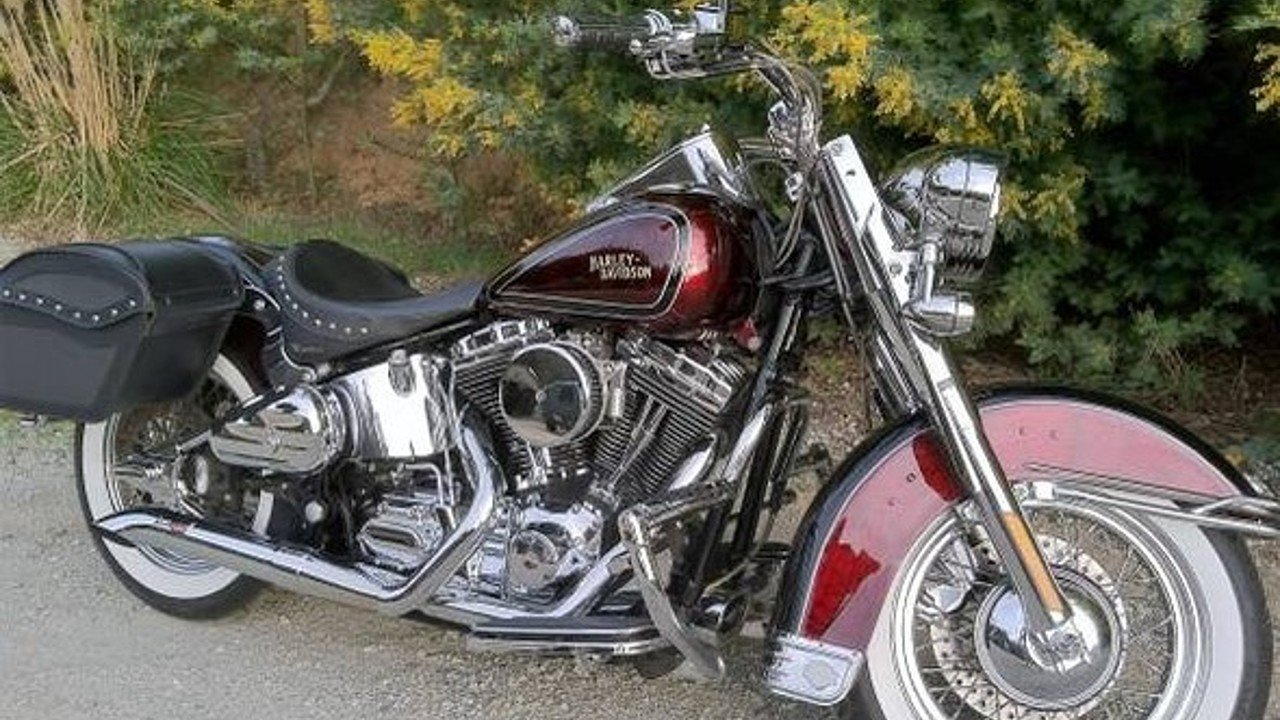 2002 Harley-Davidson Softail for sale 200464386