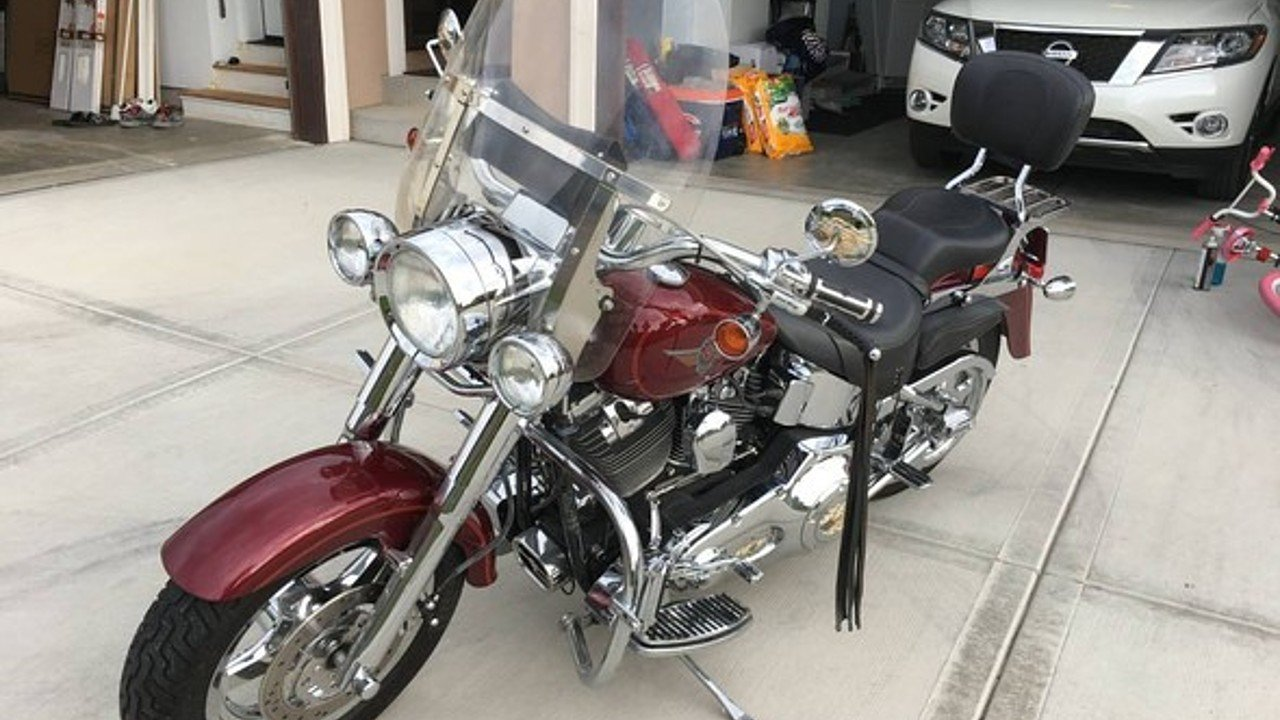 2002 Harley-Davidson Softail for sale 200497303