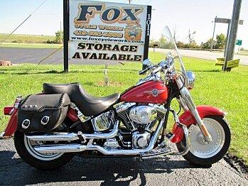 2002 Harley-Davidson Softail for sale 200518191