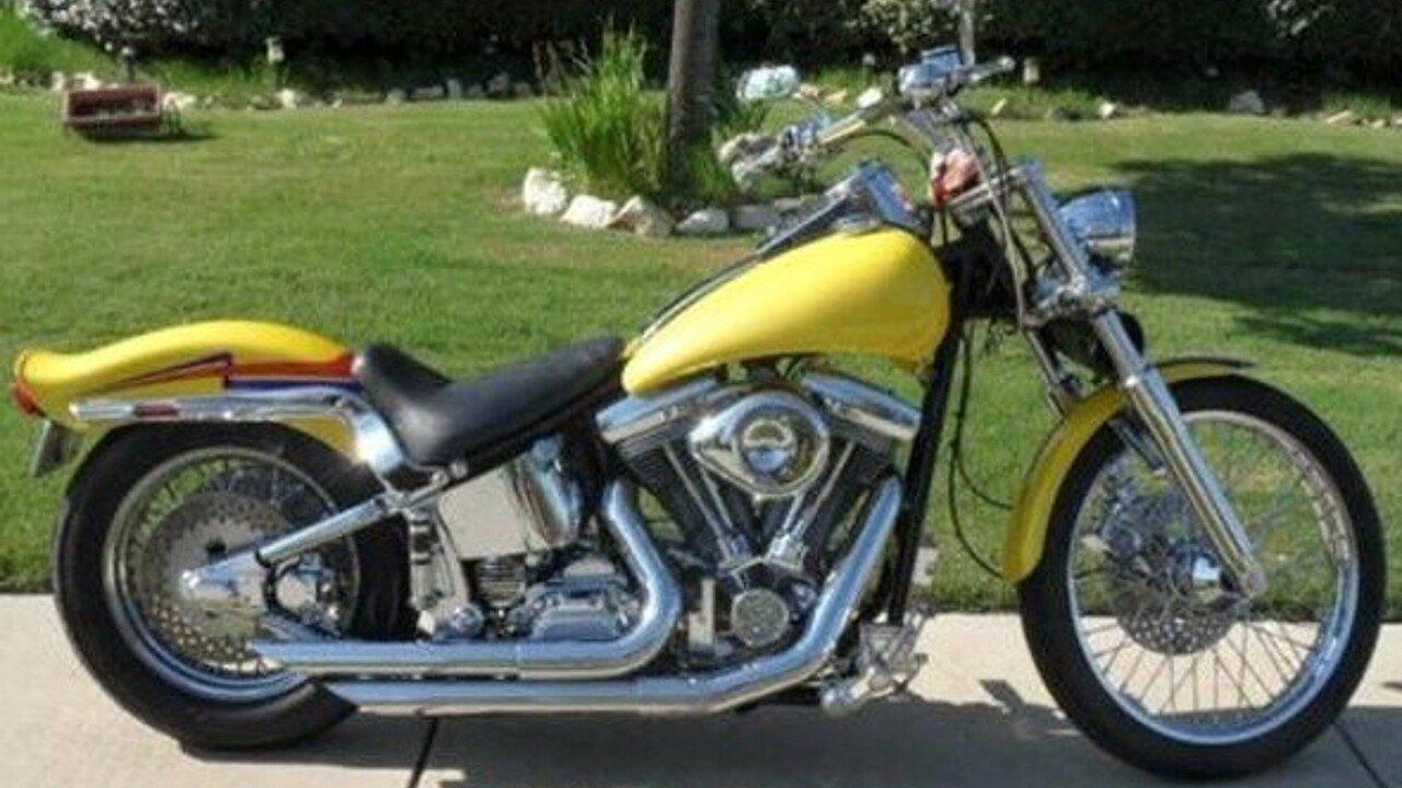 2002 Harley-Davidson Softail for sale 200533085