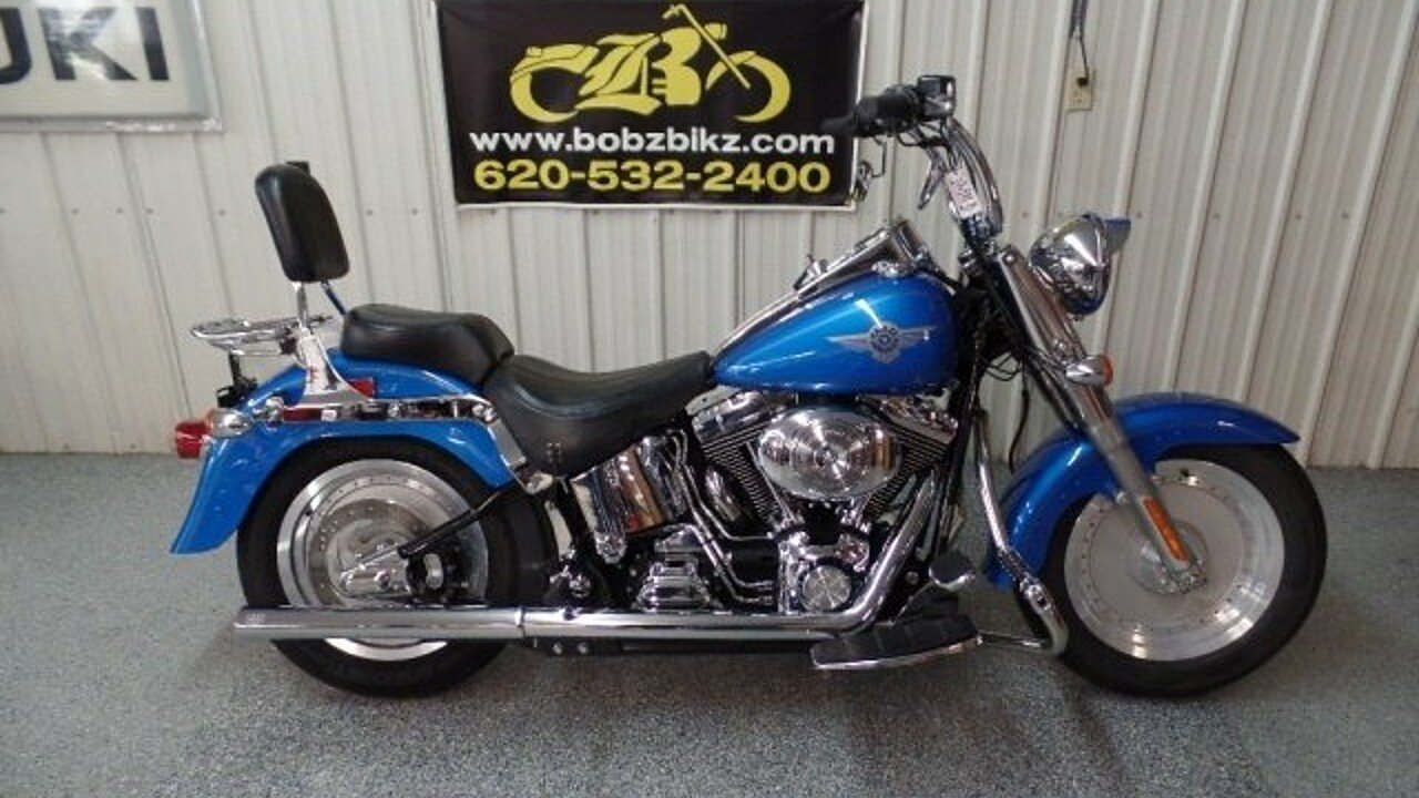 2002 Harley-Davidson Softail for sale 200580173