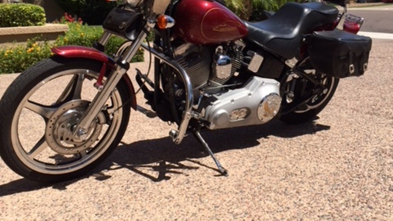 2002 Harley-Davidson Softail for sale 200580769