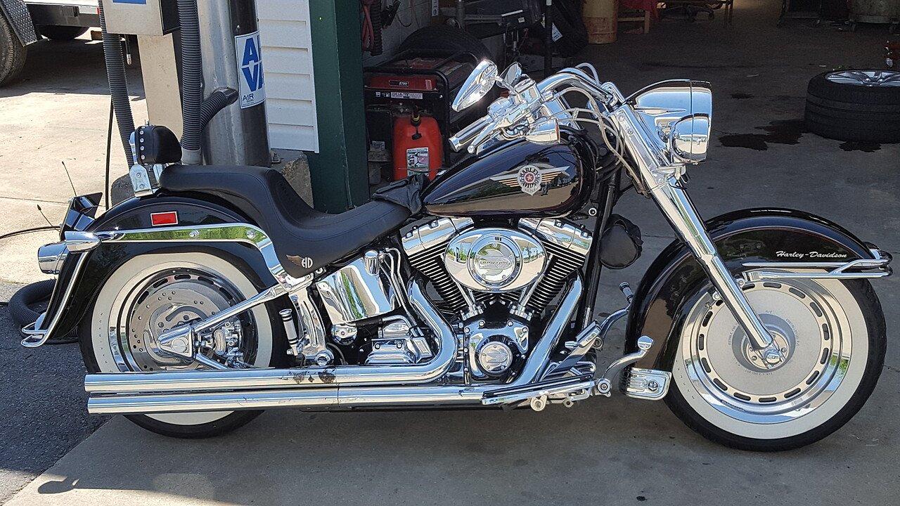 2002 Harley-Davidson Softail Fat Boy for sale 200584384