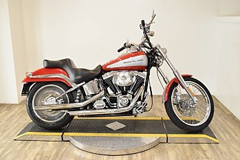 2002 Harley-Davidson Softail for sale 200620654