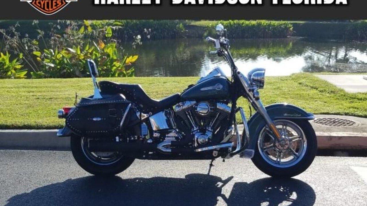 2002 Harley-Davidson Softail for sale 200620720