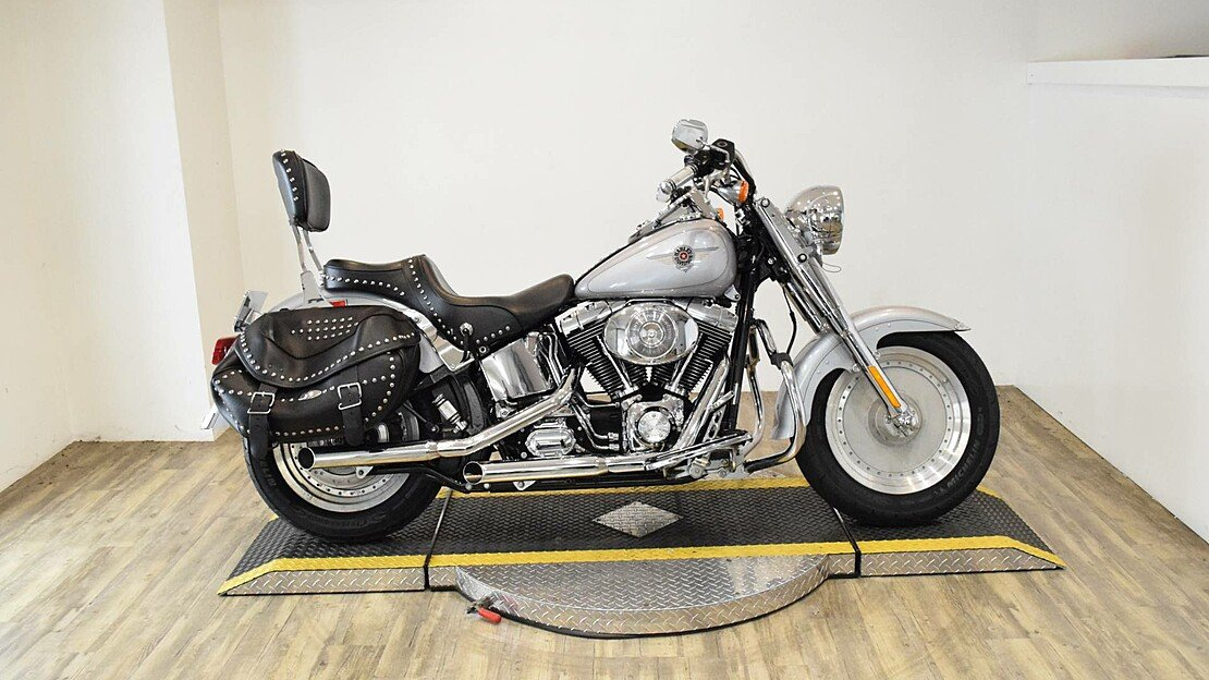 2002 Harley-Davidson Softail for sale 200627658
