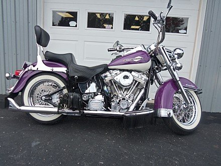 2002 Harley-Davidson Softail Heritage Classic for sale 200499351