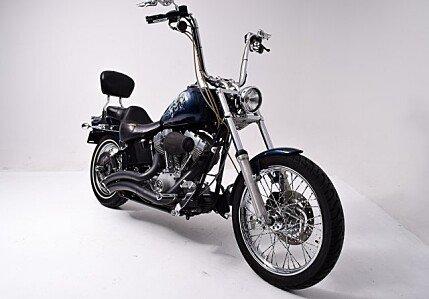 2002 Harley-Davidson Softail for sale 200520377
