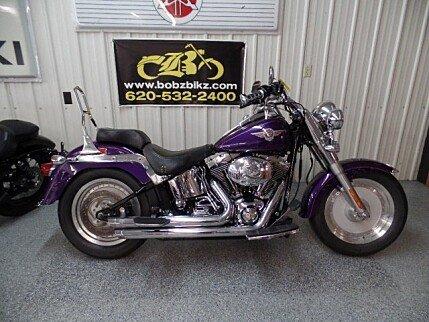 2002 Harley-Davidson Softail for sale 200532085