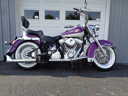 2002 Harley-Davidson Softail Heritage Classic for sale 200591964