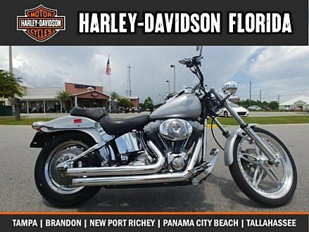 2002 Harley-Davidson Softail for sale 200600646