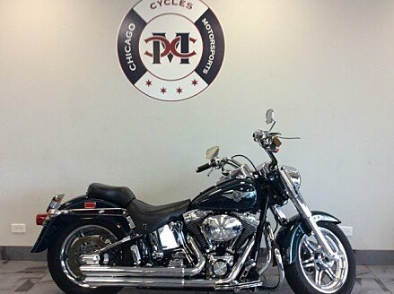 2002 Harley-Davidson Softail for sale 200603877