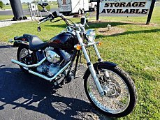 2002 Harley-Davidson Softail for sale 200630539