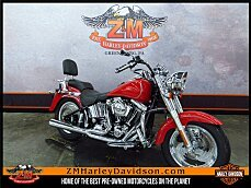 2002 Harley-Davidson Softail for sale 200640774