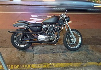 2002 Harley-Davidson Sportster for sale 200381948