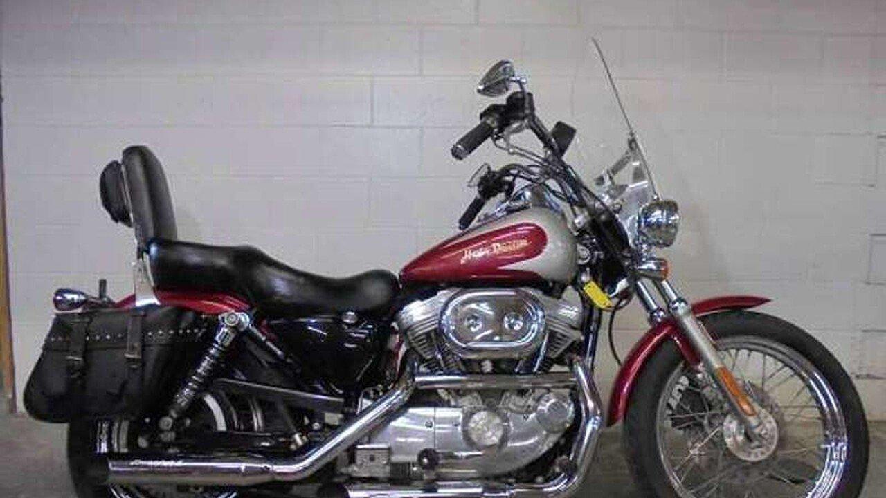 2002 Harley-Davidson Sportster for sale 200436637