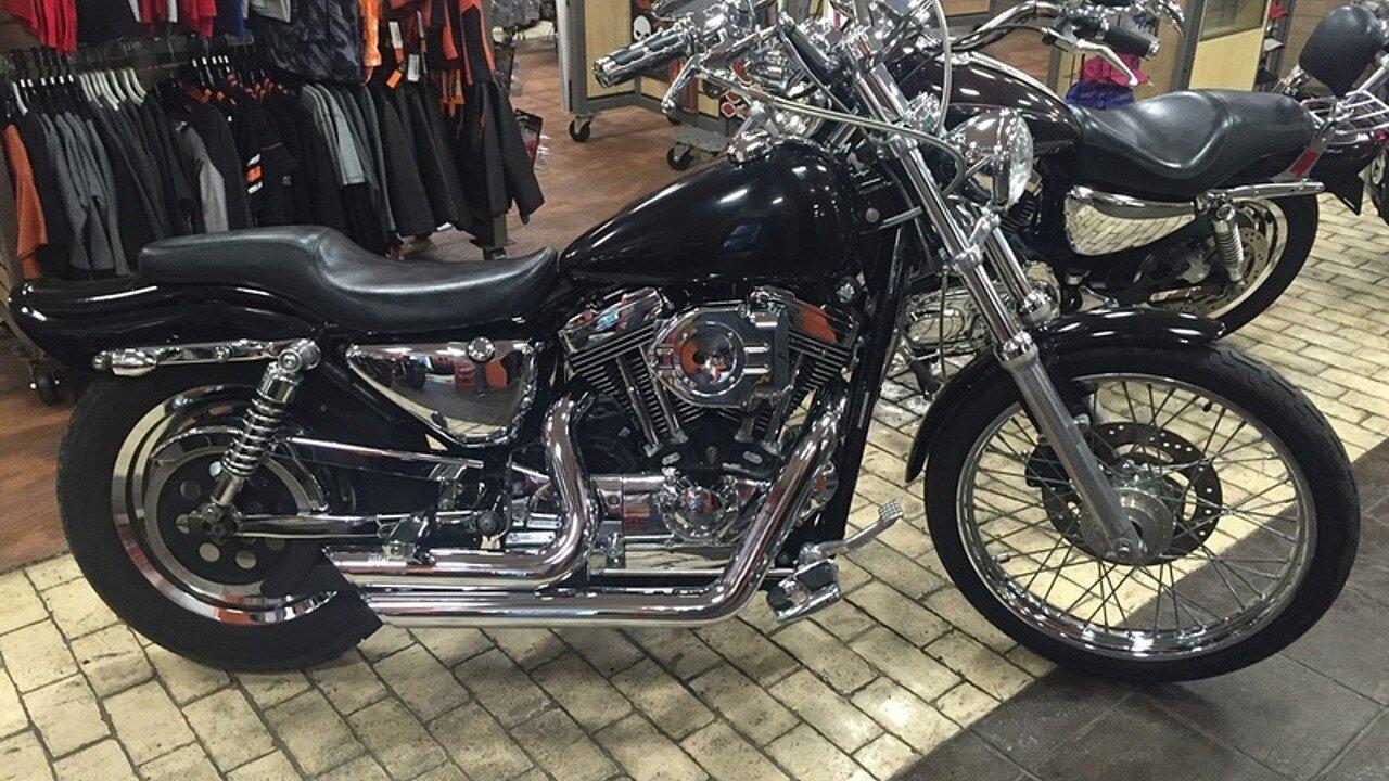2002 Harley-Davidson Sportster for sale 200478743