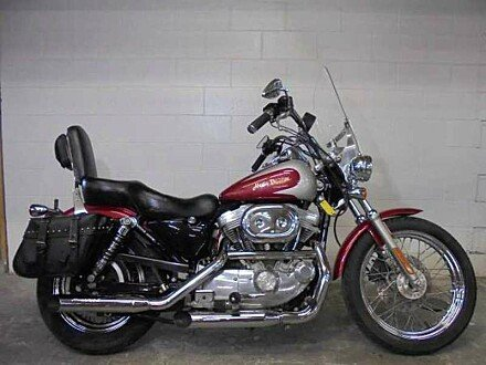 2002 Harley-Davidson Sportster for sale 200436637