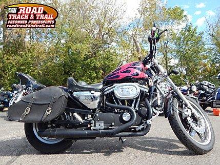 2002 Harley-Davidson Sportster for sale 200587227