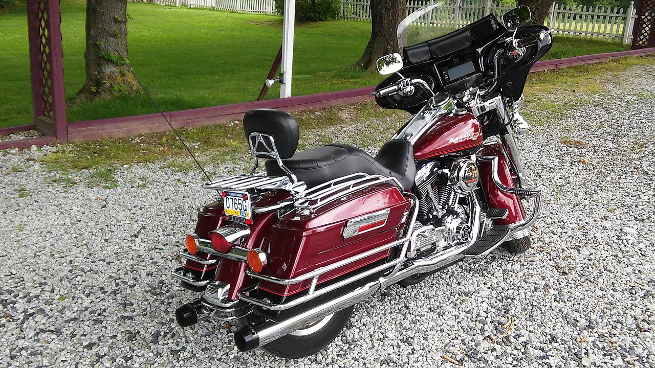2002 Harley-Davidson Touring Road King for sale 200367824