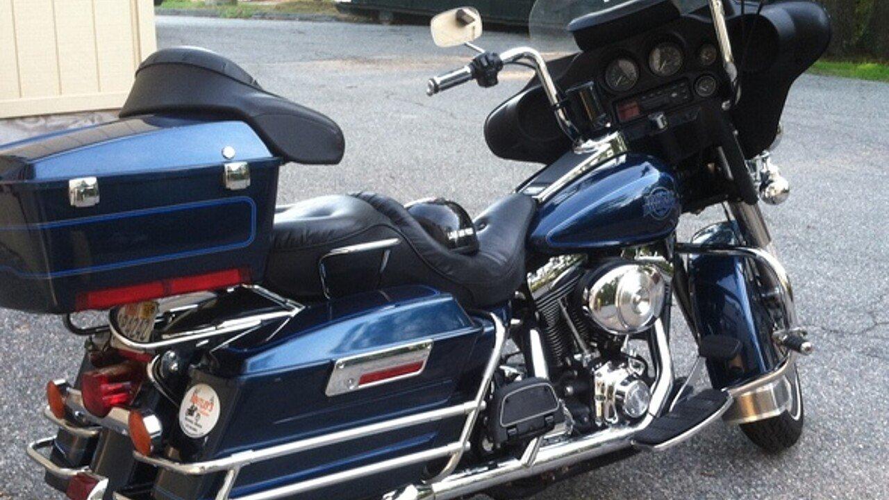 2002 Harley-Davidson Touring for sale 200407639
