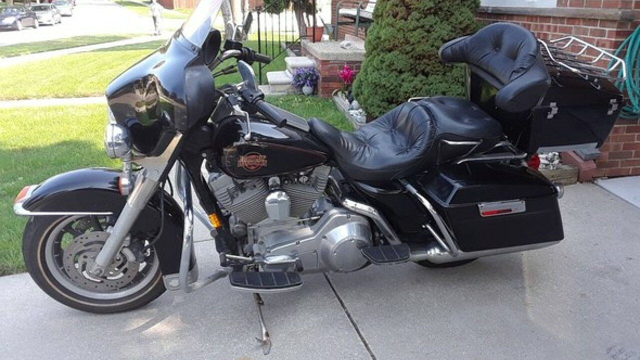 2002 Harley-Davidson Touring for sale 200492856