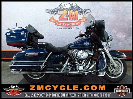 2002 Harley-Davidson Touring for sale 200475054